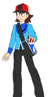 My Pokemon Trainer Will persona (5th Generation) by MasterGamer101