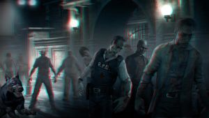 Resident Evil Zombies 3-D conversion by MVRamsey