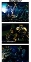 TRANSFORMERS - Comic 1 by arabsgroup