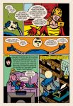 Lady Spectra and Sparky: Symbiotic Man pg. 21 by JKCarrier