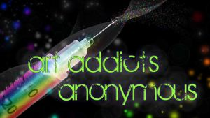 ArtAddicts Anonymous by AngieMyst
