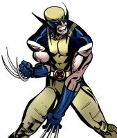 wolvie by celor