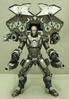 War Machine Fully Loaded 3 by Shinobitron