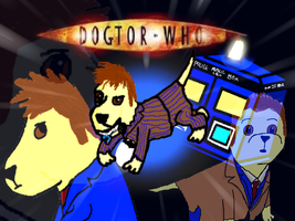 dogtor who wallpaper by Dogtorwho