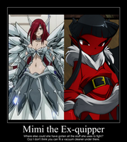 Mimi: The Ex-quipper of Grim Tales by CryptSonia