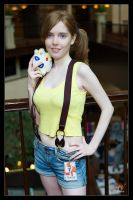 Misty - Ready for the Game by Kuragiman