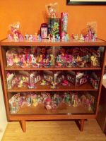 MLP Display Cabinet by extraphotos