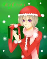 APH Merry Christmas by Vanni2u