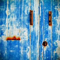 Blue Door by daYavuz