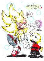 Omi meets Super Sonic by Auroblaze