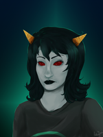 homestuck| Tz by andszej