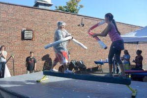 2014 Fluff Fest, Fluff Jousting 16 by Miss-Tbones