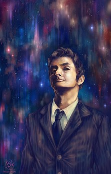 The Time Lord by StarshipSorceress