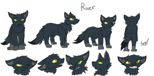 River Reference Sheet by Izzyhime