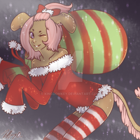 Merry Christmas to all and to all a food night by Kingdomkey