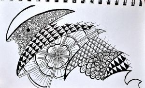 Zentangle One by sailorjessi