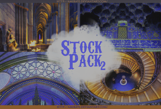 Stock Pack 2 by Amira92