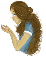 Katara - Darkness Inside of Me by batcii