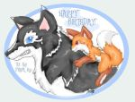 Wolfbrother by singes
