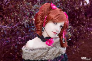 Amy Sorel Cosplay by DEATHNOTE---L