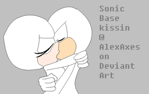 KISSIN base by AlexAxes