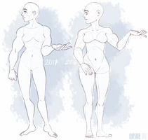 [Out of The hunt] Body proportion improvement by Qursidae