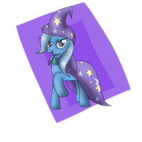 Trixie by SammyTheDoodler