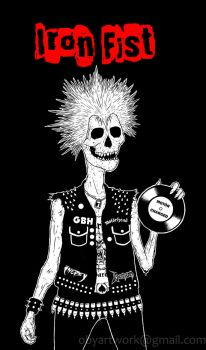 Vynil punk by oby1916