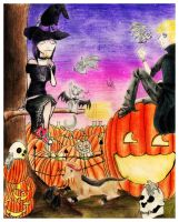 Hallow's eve. by Noctomaniac