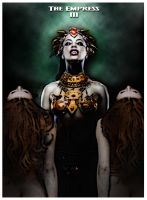 Vampire Tarot Empress by David-Zahir
