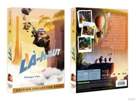 La-haut - DVD Disney by titeufffff