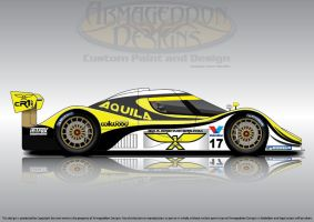 A new form of GT by ArmageddonDesigns