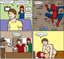 Peter Parker's Peculiarities by magickmaker