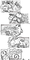 Ink'mons: Kanto Part 1 by BlazeTBW