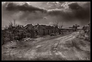 Cabezon New Mexico by ChimpyJay