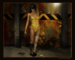 biohazard by jeylina
