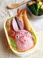 USAVICH BENTO LUNCH BOX by loveewa