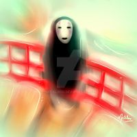 No Face by Nataliasg