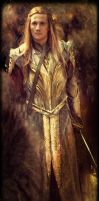 Feren of Mirkwood by Symbelmine21