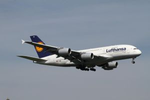 Airbus A380-841 by PlaneSpotterJanB