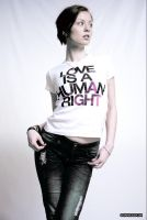 Love is a human right II by KybeleModel