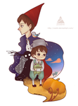 Over The Garden Wall by Zoehi