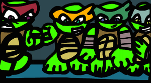 My TMNT OCS by TheGr8estOne