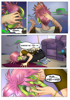 Things Gonna Get Green, Page 3/4 by BiscuitDude