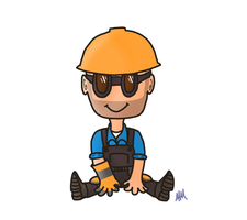 Ain't That A Cute Little Engie? by Spychedelic
