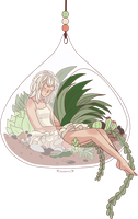 leafy green dreams by 1000butts
