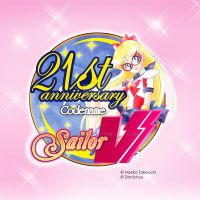 Sailor V 21st Anniversary by Danichuy