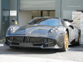 Huayra by SeanTheCarSpotter