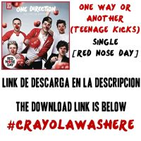 One Way Or Another (Teenage Kicks) [MP3] by CrayolaWasHere