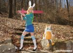 Fionna The Human:  Girl Power by HarleyTheSirenxoxo